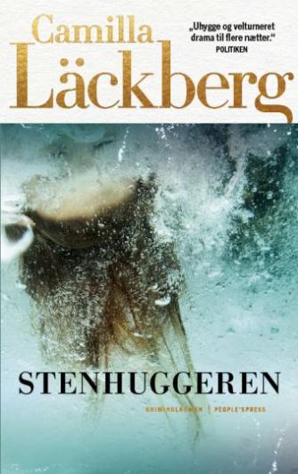 Camilla Läckberg: Stenhuggeren : kriminalroman