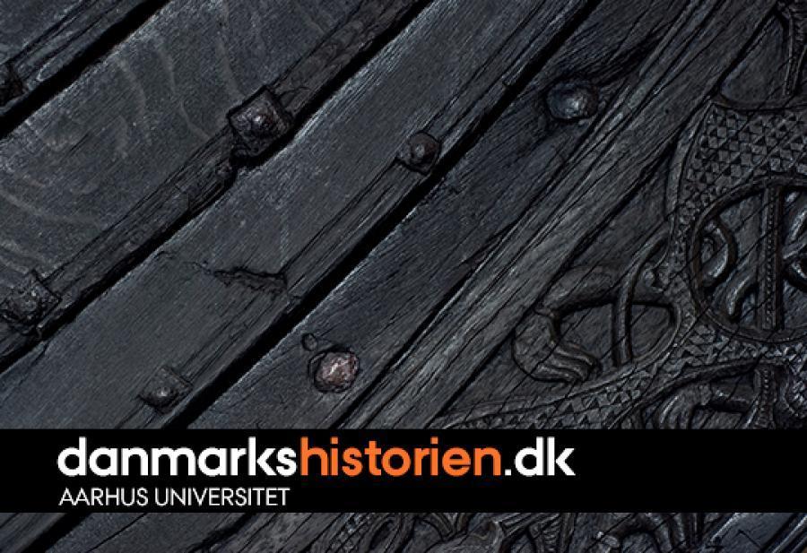 Danmarkshistorien.dks logo