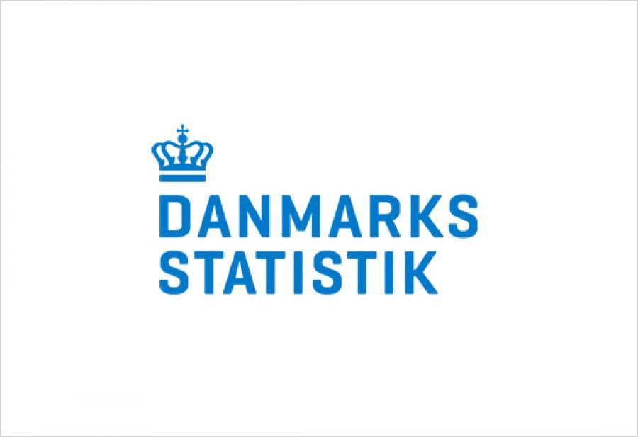 Danmarks Statistik´s logo
