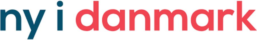Ny i Danmark logo