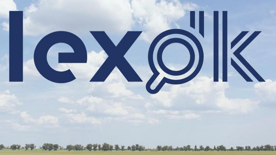 lex.dk´s logo