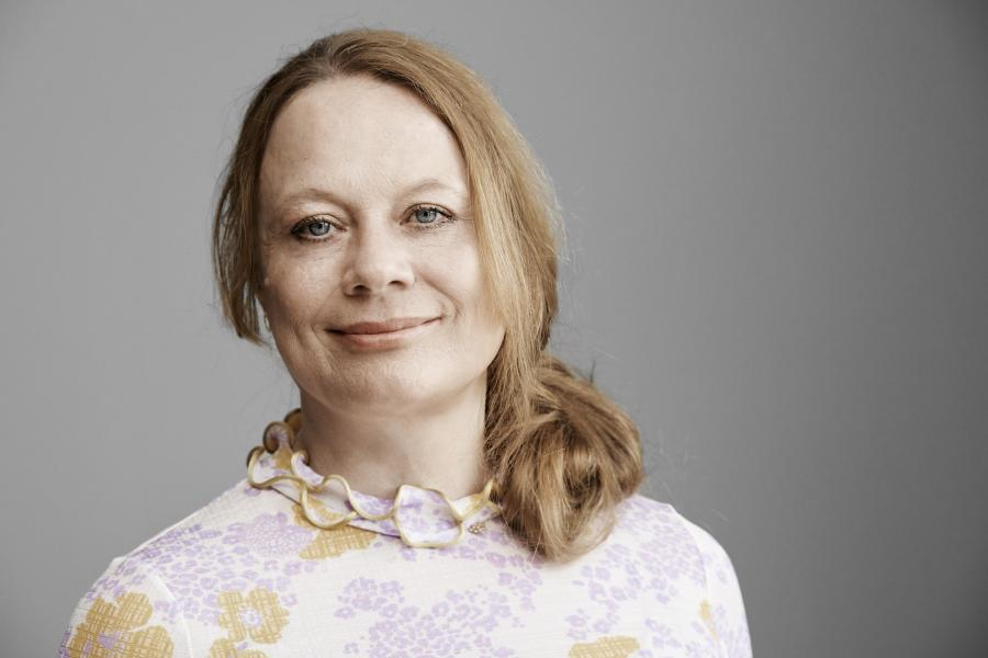 Merete Pryds Helle. Foto: Robin Skjoldborg, 2019