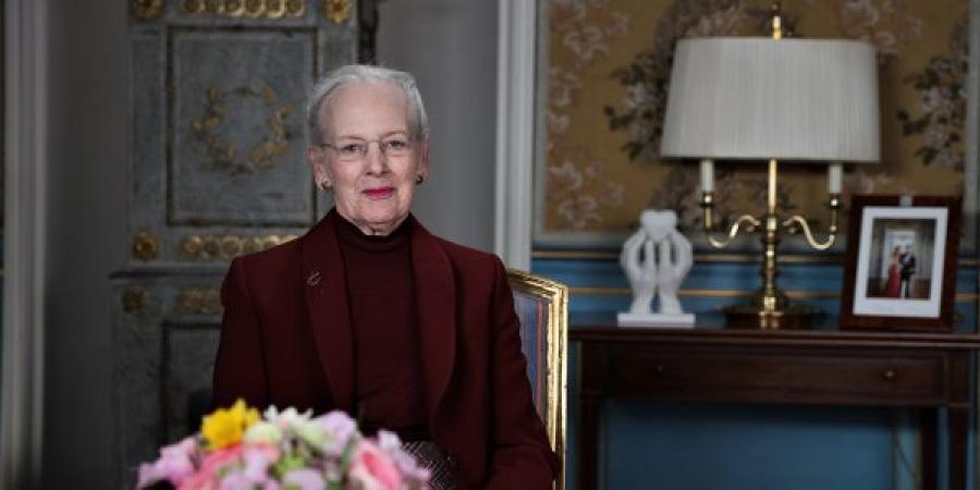 Dronning Margrethe. Foto af Kim Refslund, DR